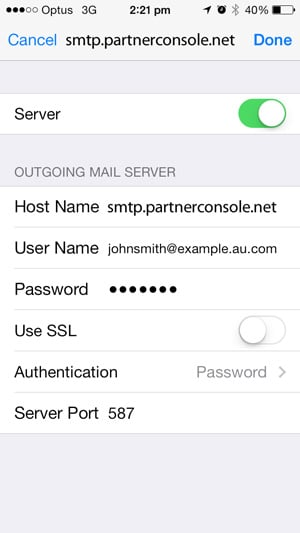 15-SMTP