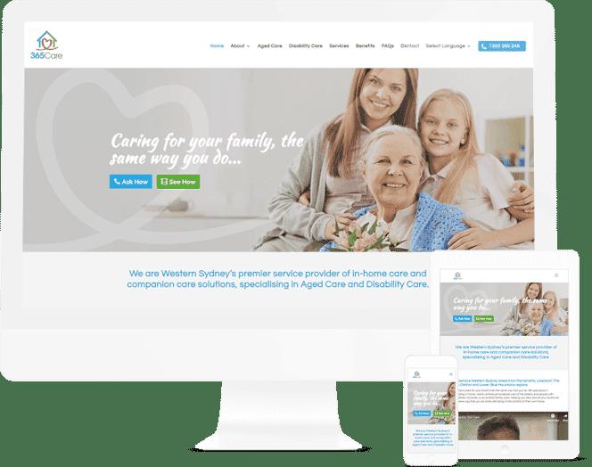 Pixel Fish - Sydney Website Design Client
