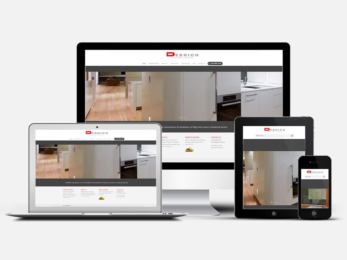 Debrich - Websites for Tradies