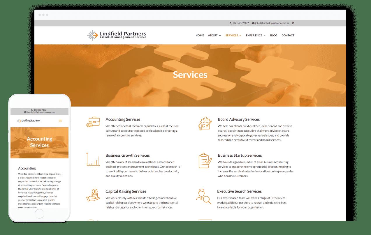 B2B Website Design