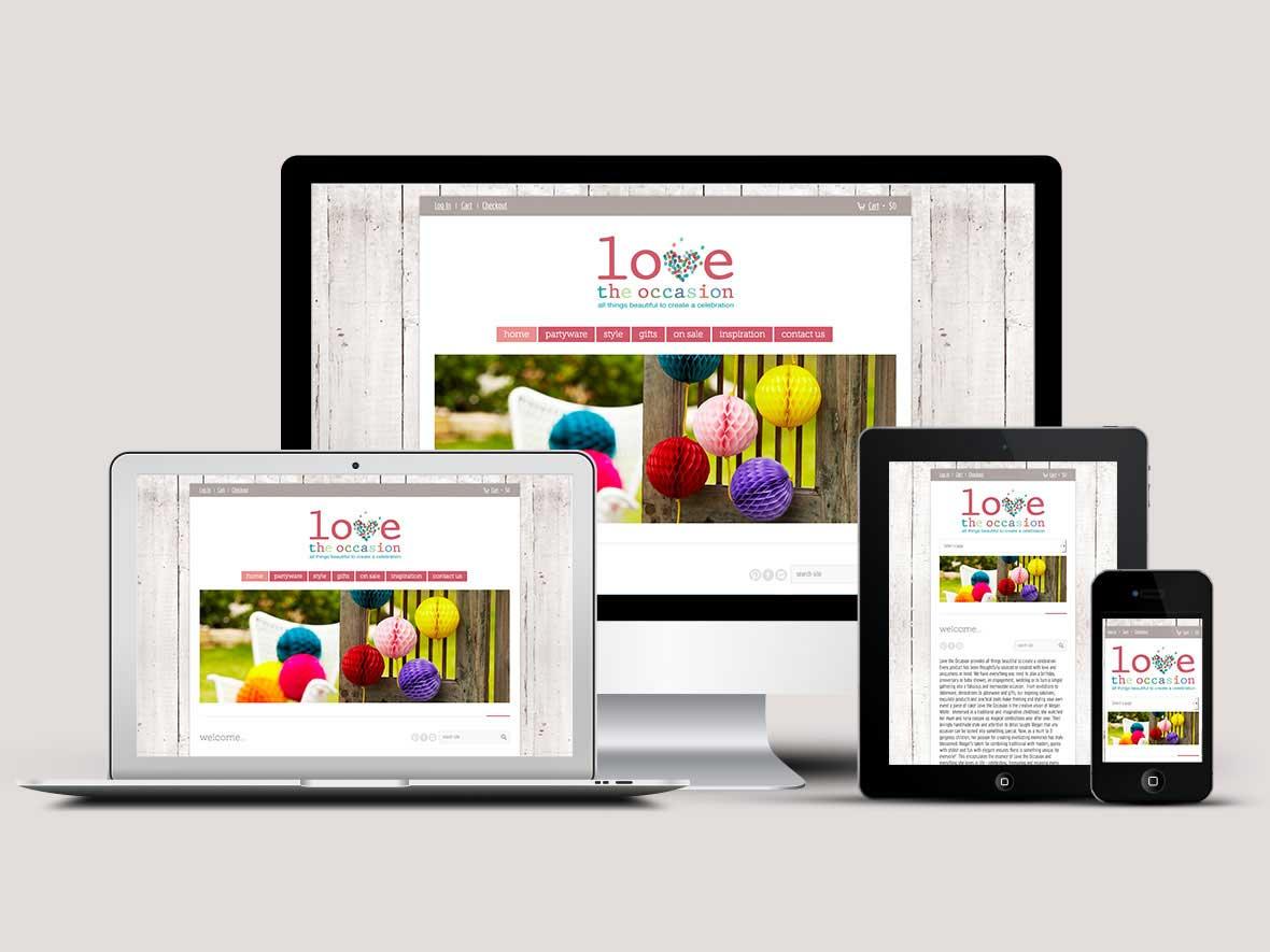 Northern Beaches Web Design client