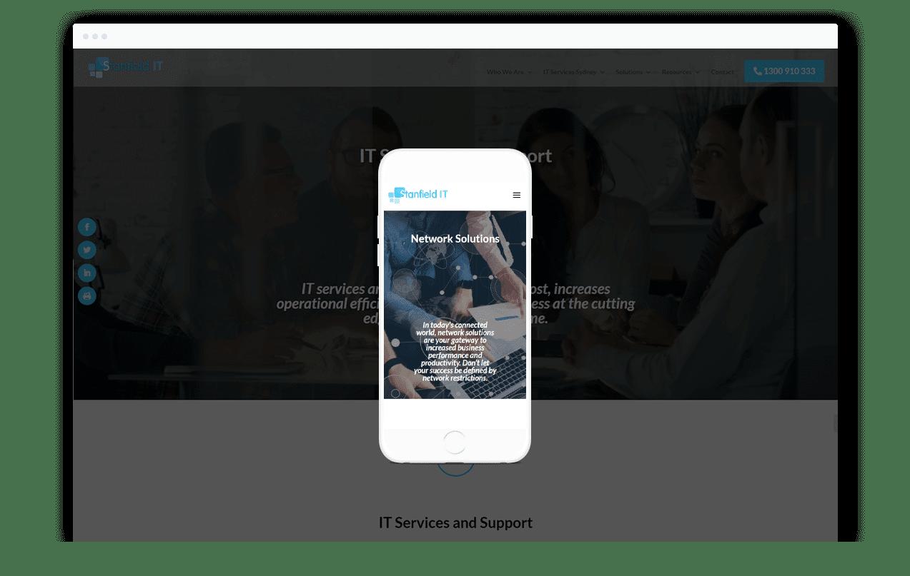 IT Website Design